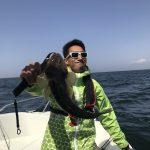 4月29日(日)鯛ラバ、マゴチ乗り合いロング便 釣果